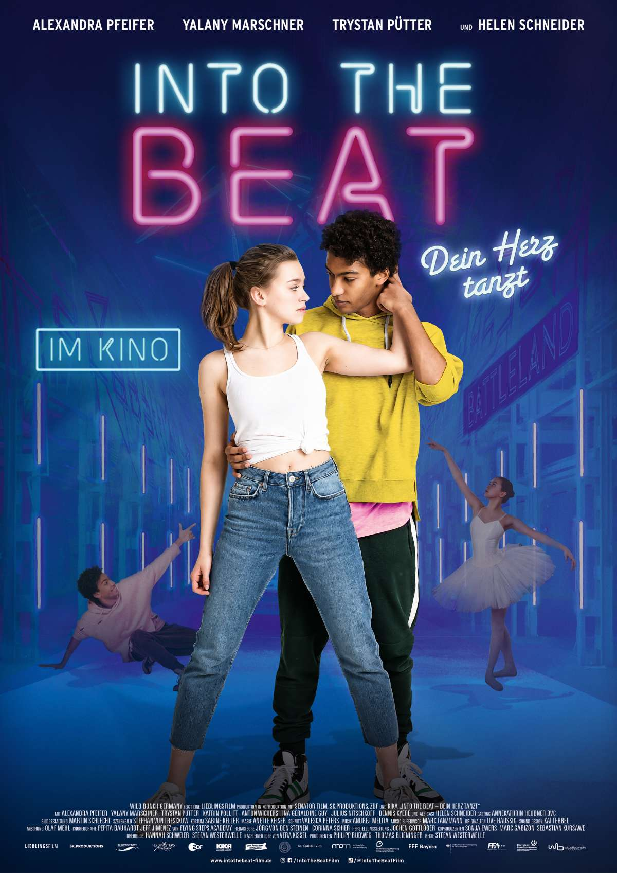 Into the Beat - Dein Herz tanzt - Cineplex  - Marburg