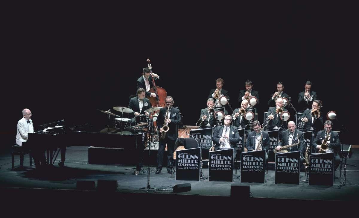 Konzert - Glenn Miller Orchestra - Paderhalle - Paderborn