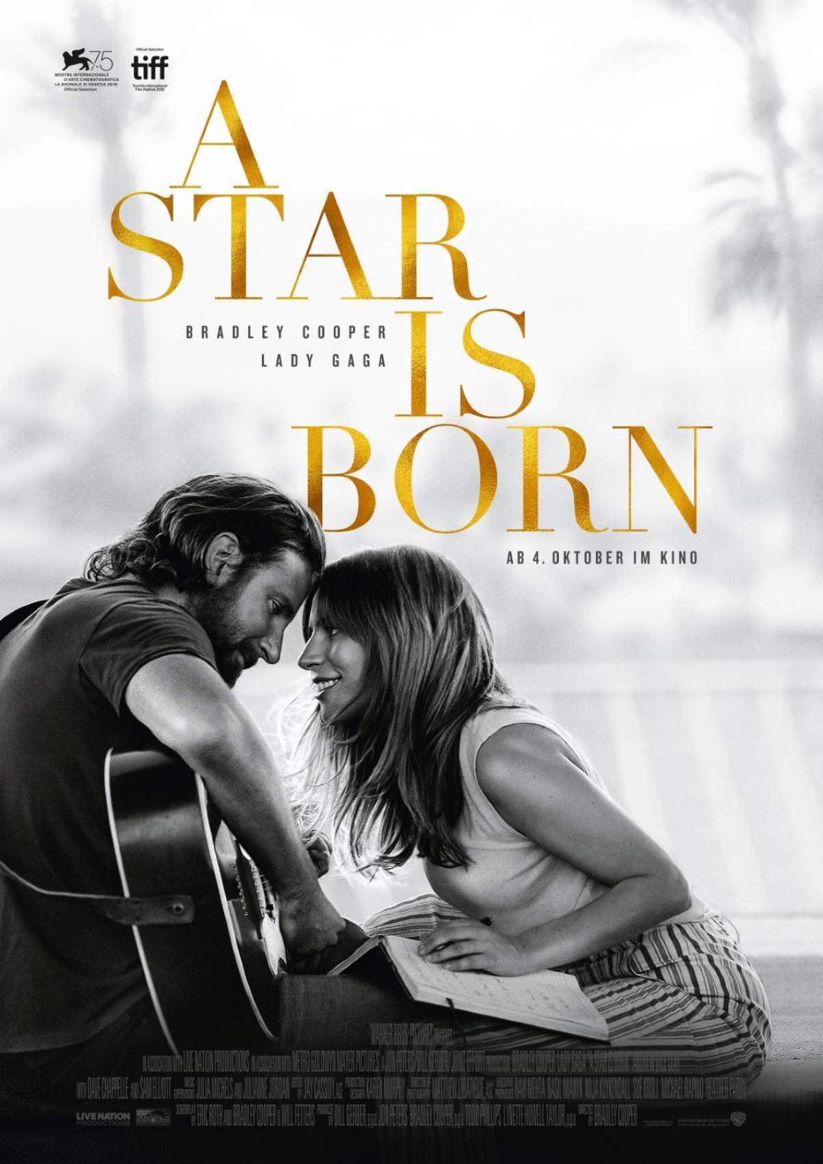 A Star is Born - Kino  - Wolfhagen