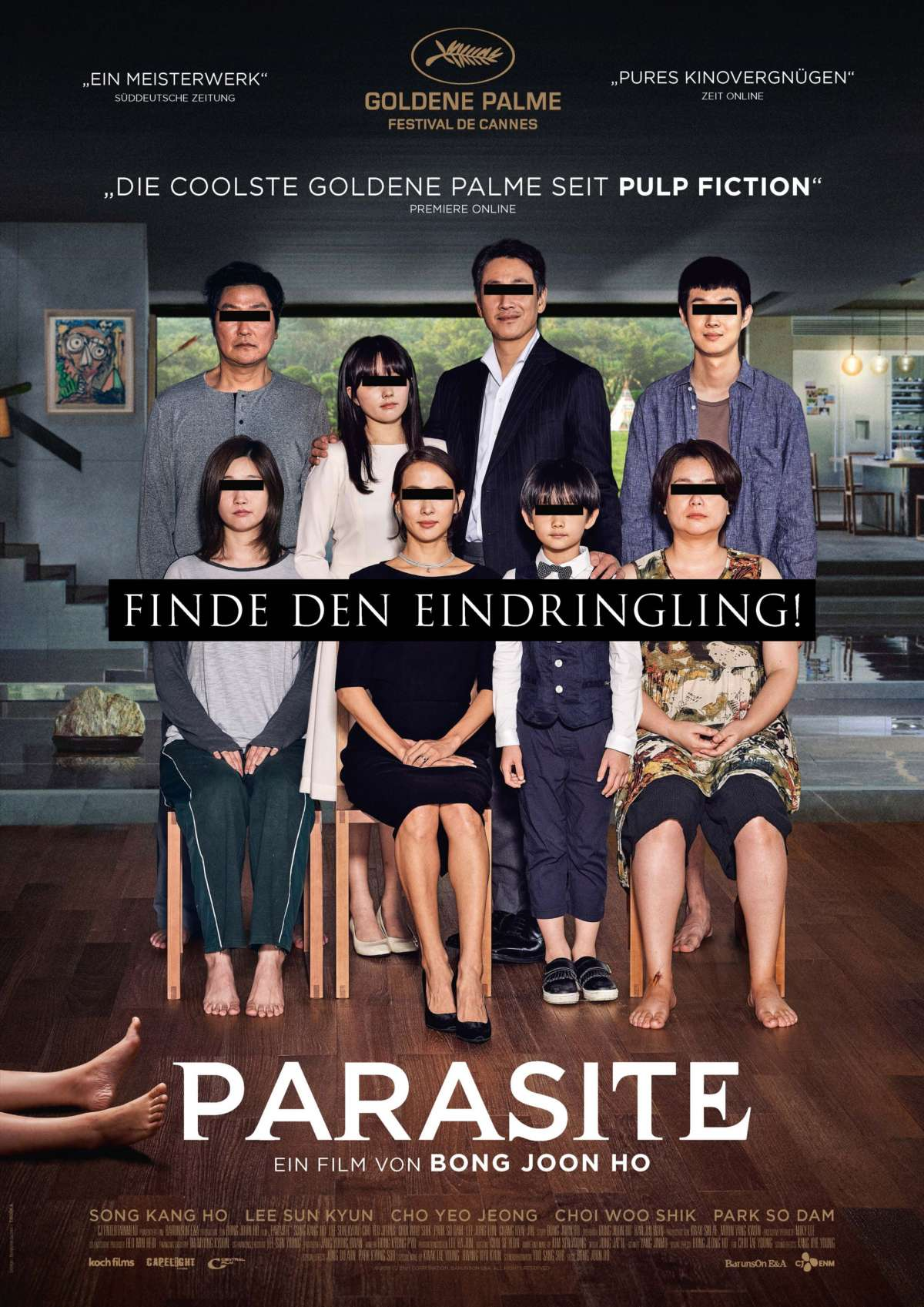 Parasite - BAC Theater - Bad Arolsen