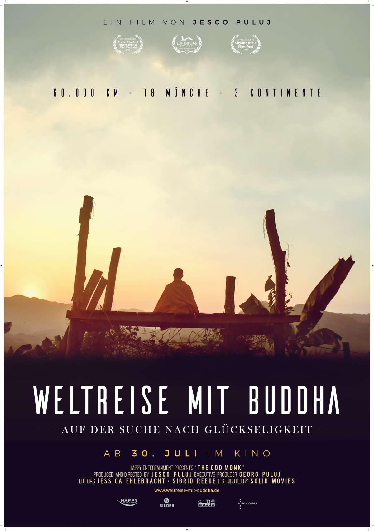 Weltreise mit Buddha - Cineplex  - Kassel