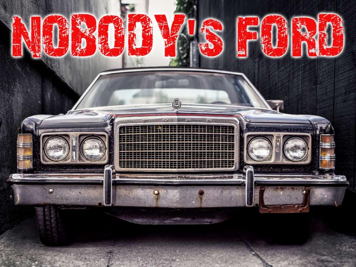 Live und draußen - Nobody's Ford - Treibhaus  - Zierenberg