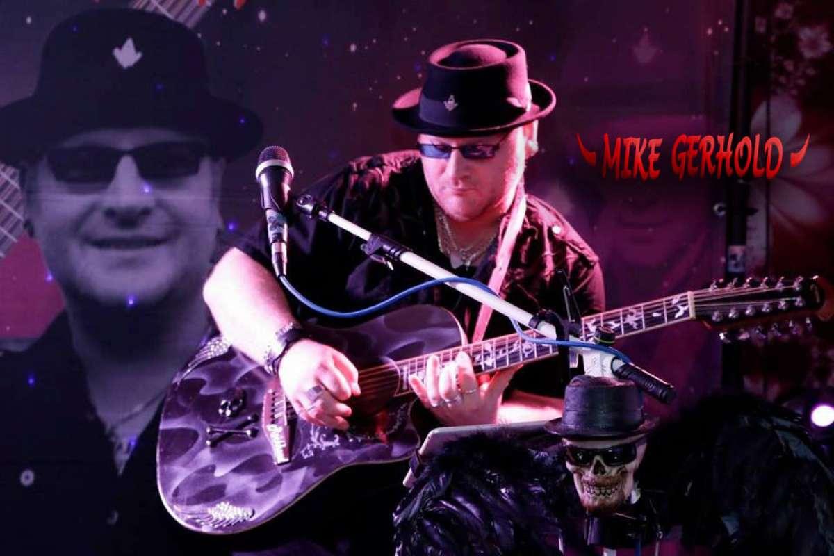 Solo und unplugged - Mike Gerhold - Matzes Rock Bar Reinhardshausen - Bad Wildungen
