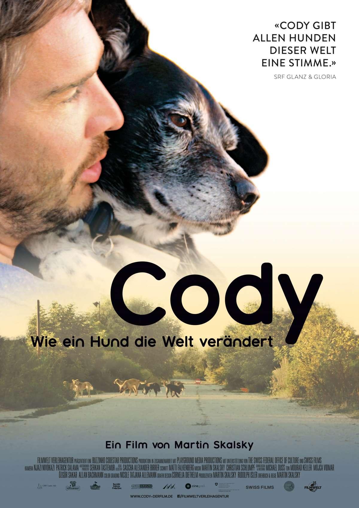 Cody - Wie ein Hund die Welt verändert - Cine-Royal  - Fritzlar