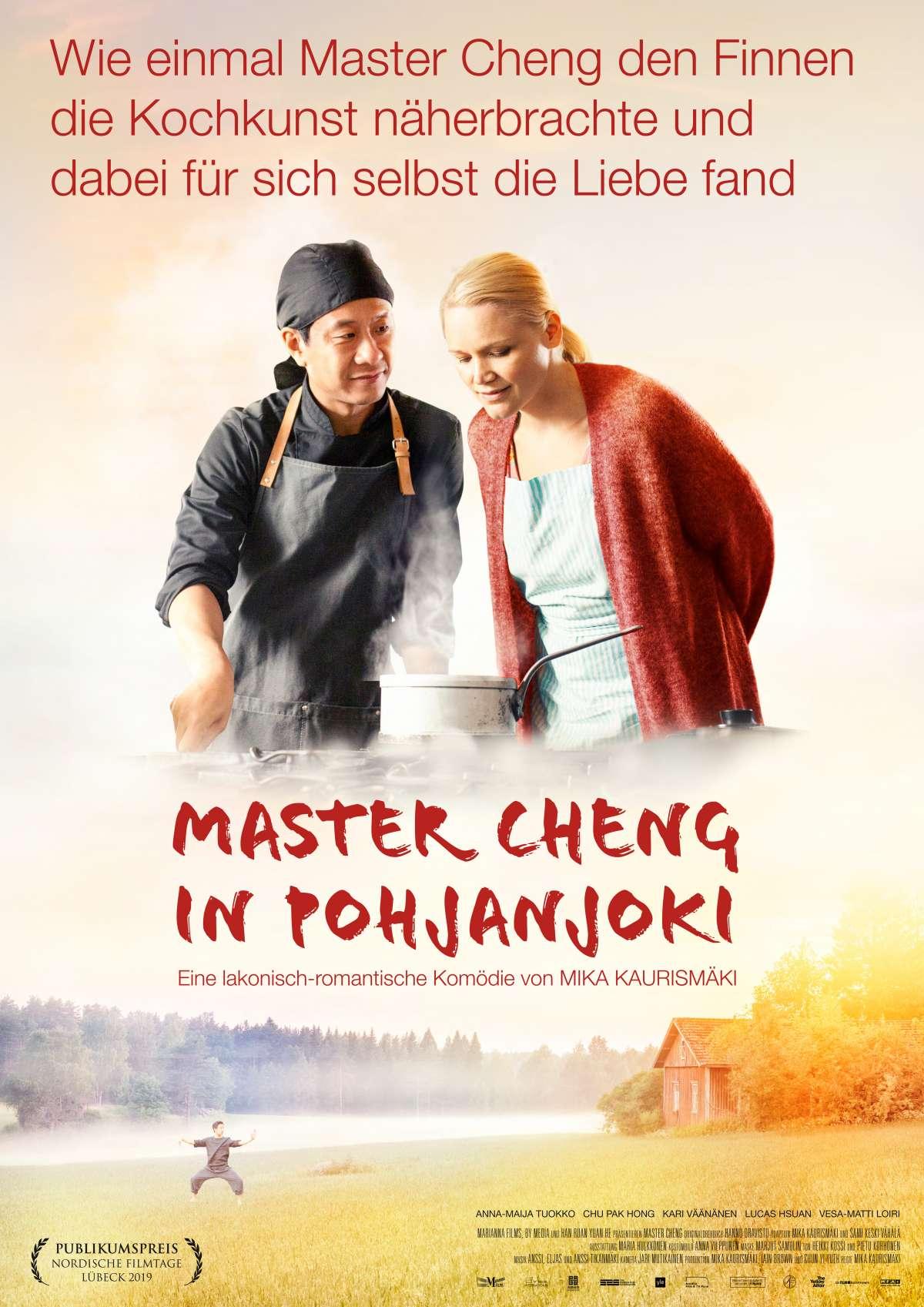 Master Cheng in Pohjanjoki - Cineplex  - Warburg