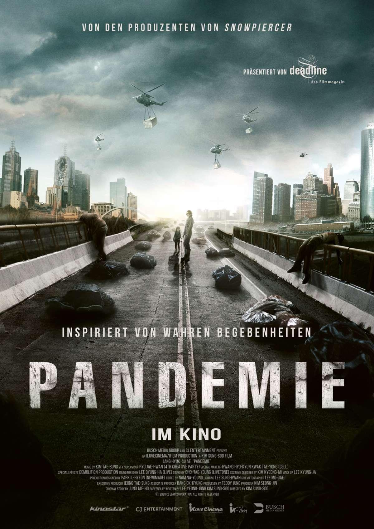 Pandemie - Cineplex  - Kassel