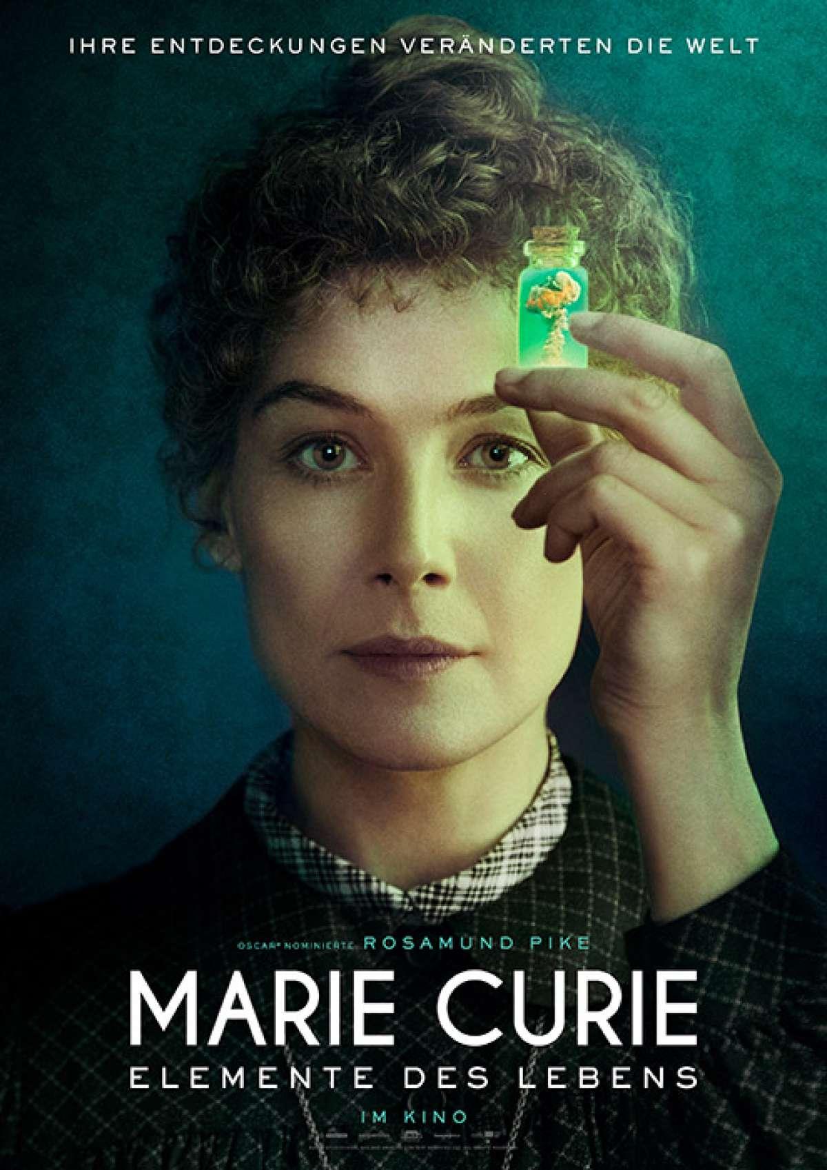 Marie Curie - Elemente des Lebens - Capitol-Center - Marburg