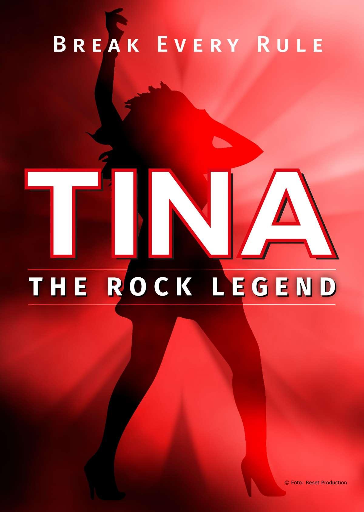 TINA - The Rock Legend / NACHHOLTERMIN / ERNEUT VERLEGT