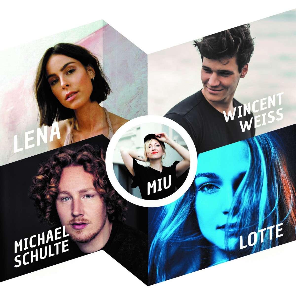 Das Weser Open Air 2020 - NACHHOLTERMIN - Wincent Weiss, Lena, Michael Schulte, Lotte, Miu - Festplatz am Hakel - Beverungen