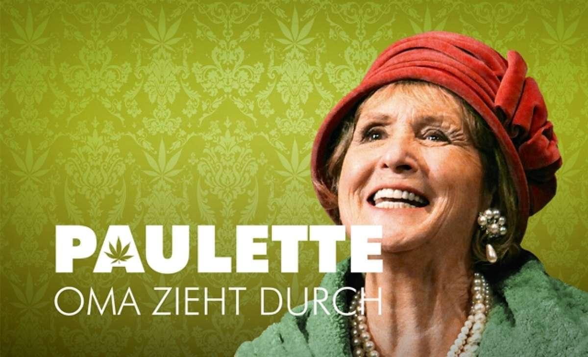 Paulette - Oma zieht durch