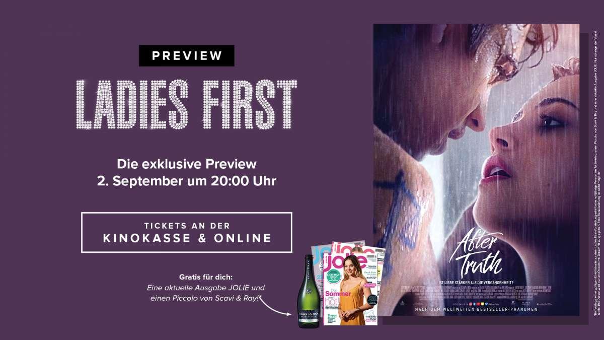 Ladies First: