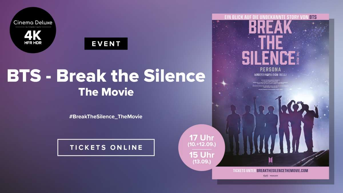 BTS - Break the Silence: The Movie - Cineplex  - Kassel