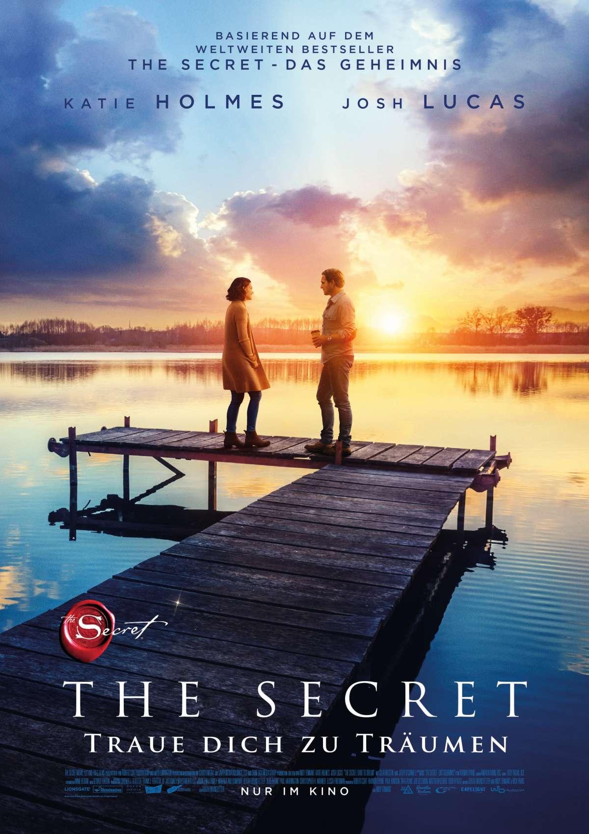 The Secret - Traue Dich zu träumen - Cineplex  - Baunatal