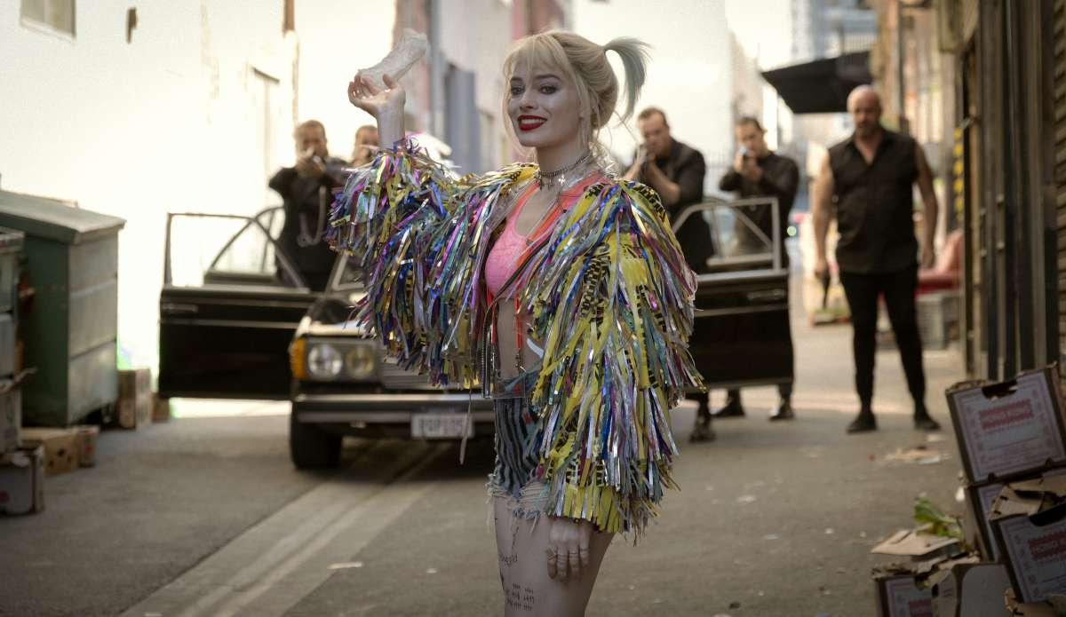 Birds of Prey: The Emancipation of Harley Quinn - Cineplex  - Baunatal