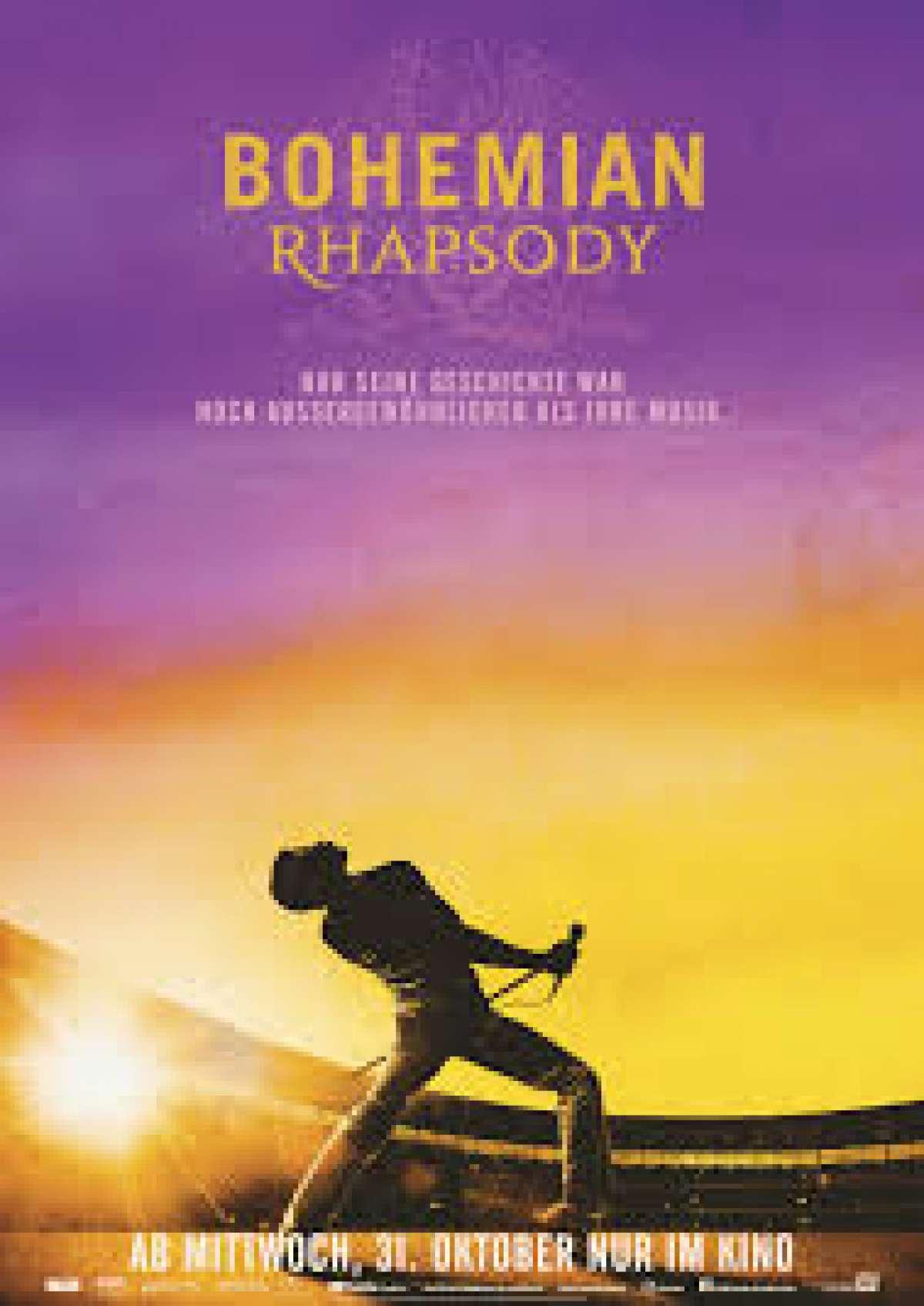 Bohemian Rhapsody - Open-Air-Kino  - Marburg
