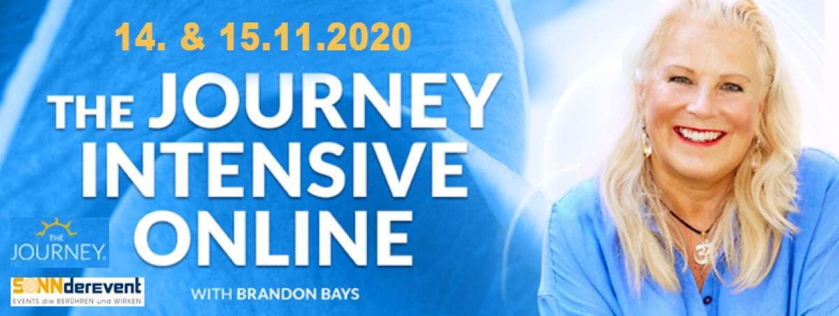Journey Intensive Live-Online-Seminar - Brandon Bays - Internet - Weltweit Online