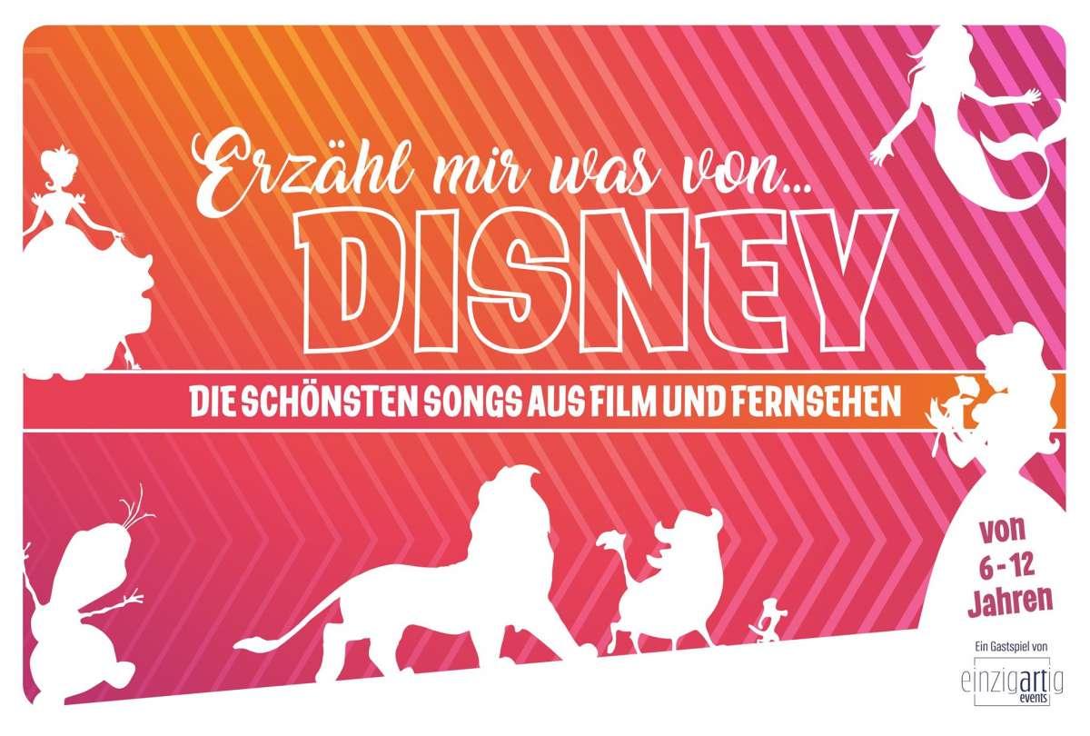 Erzähl mir was von... Disney - Botanischer Garten - Kassel