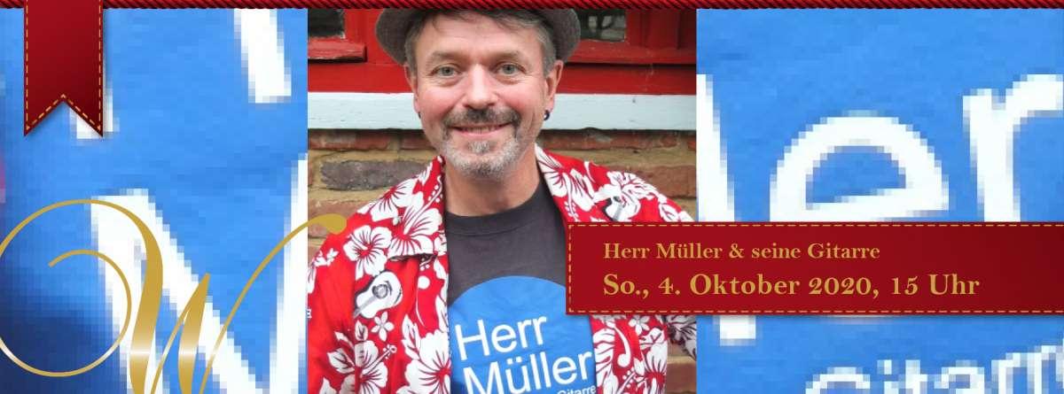 Zehn Jahre... - Herr Müller und seine Gitarre - Wirtshaus Zum Grünen See - Söhrewald-Eiterhagen