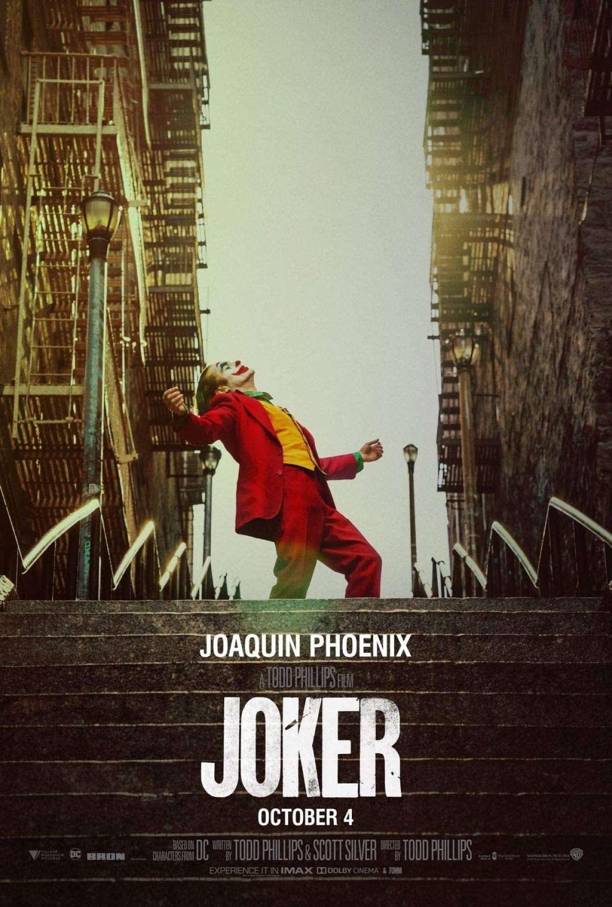 Joker - Autokino Scenic  - Gudensberg