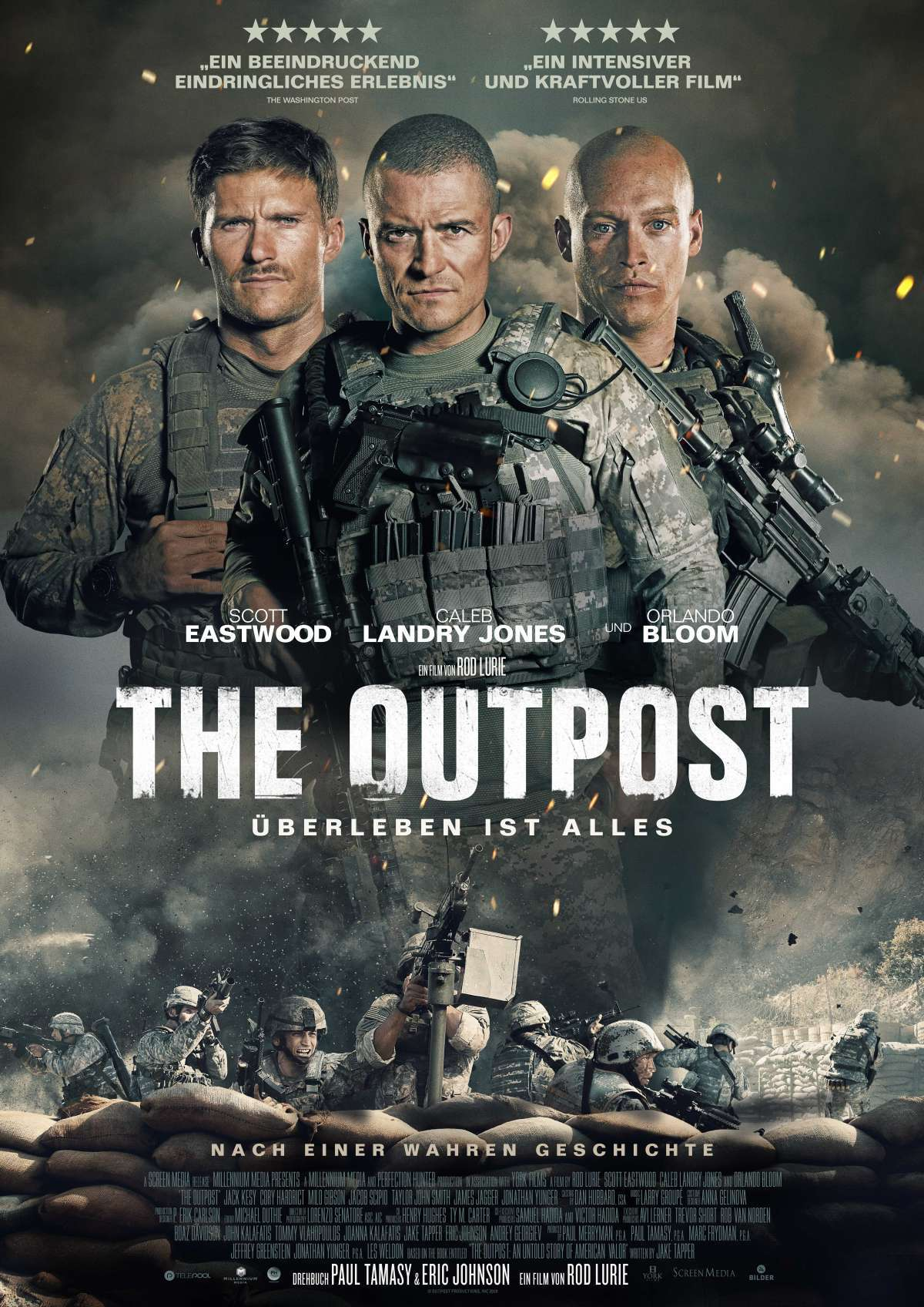 The Outpost - Überleben ist alles - Cineplex  - Kassel
