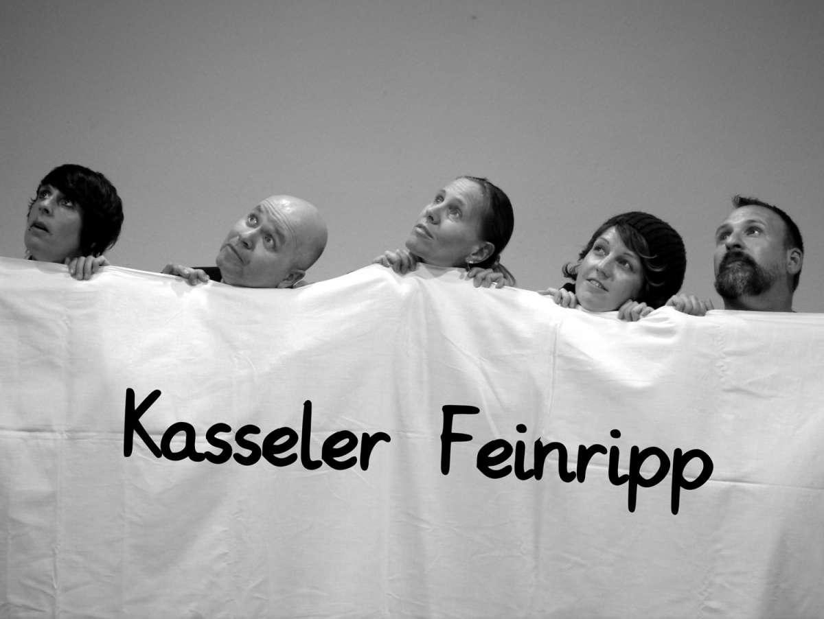 Kasseler Feinripp - Kasseler Feinripp - Kulturzentrum Schlachthof  - Kassel