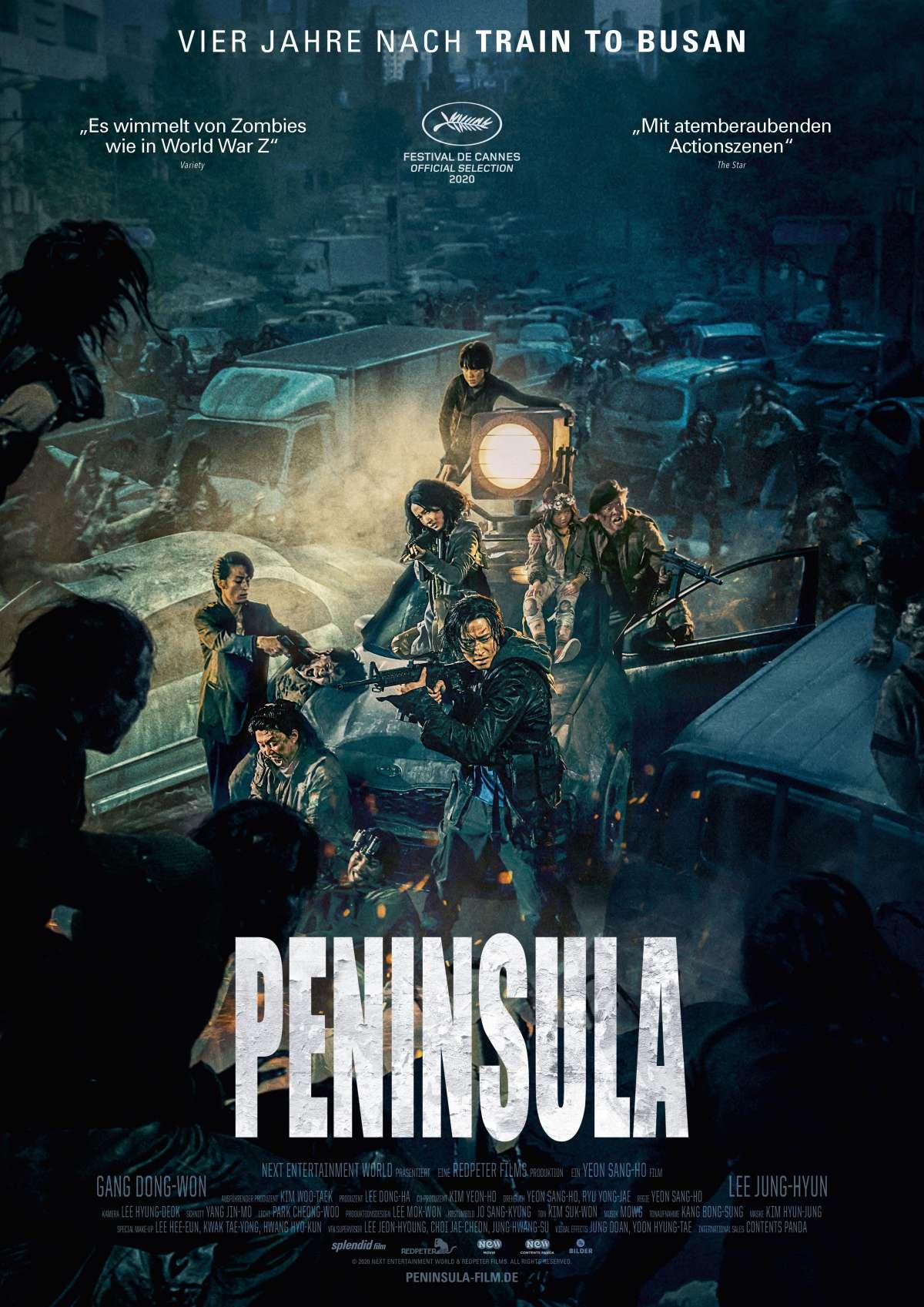 Peninsula - Cineplex  - Kassel