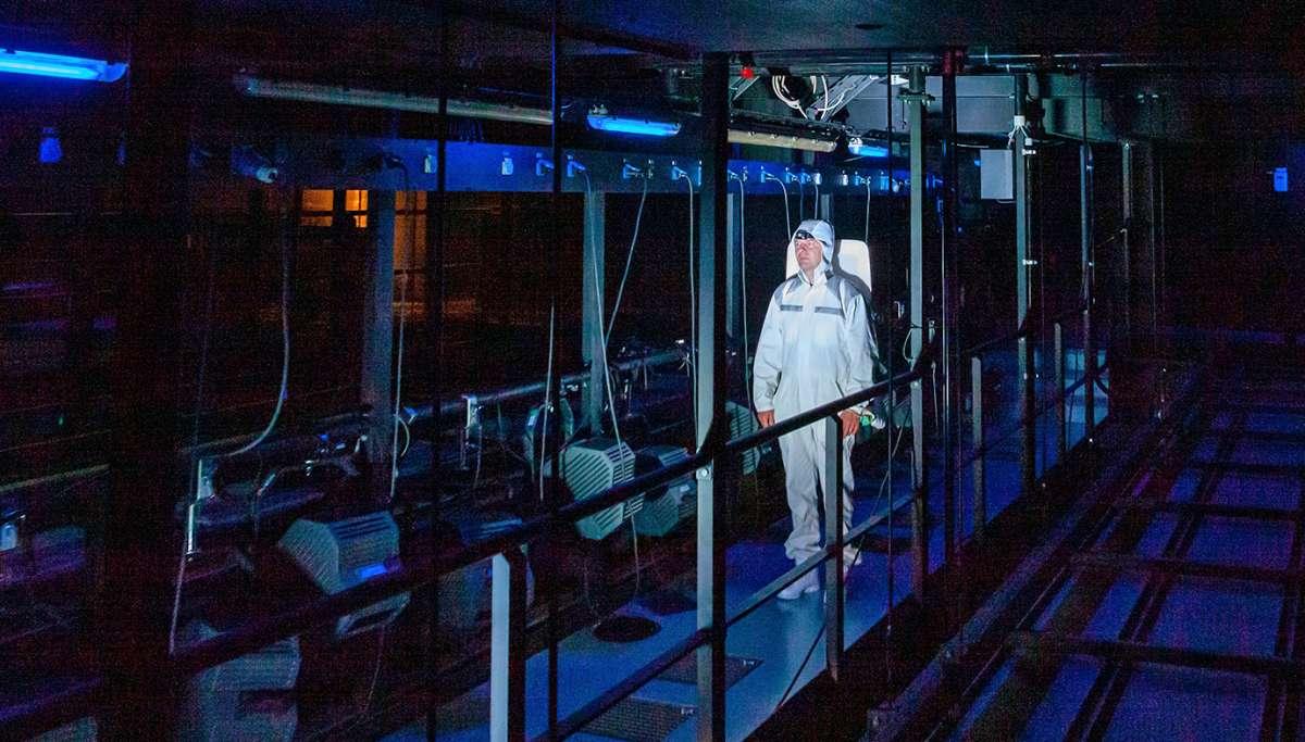 Bericht über eine unbekannte Raumstation - Theater  (Foyer) - Paderborn