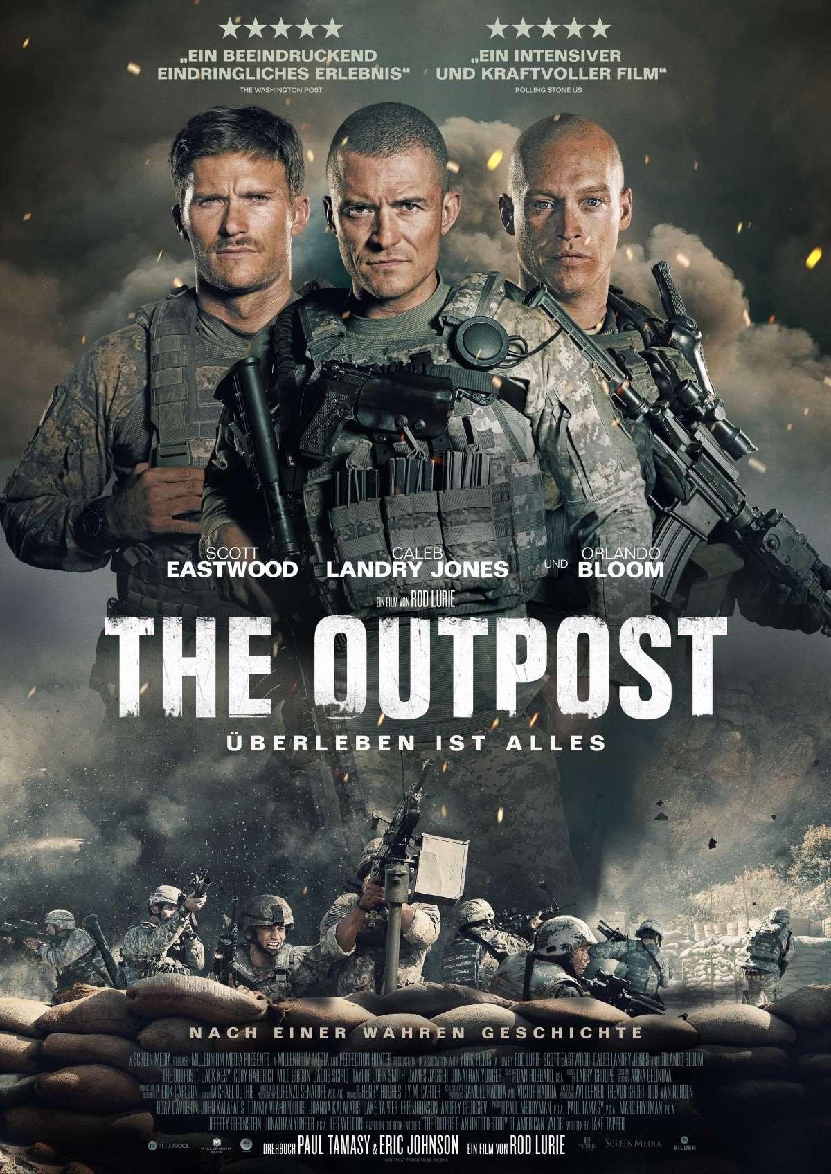 The Outpost - Überleben ist alles - Cine-Royal  - Fritzlar