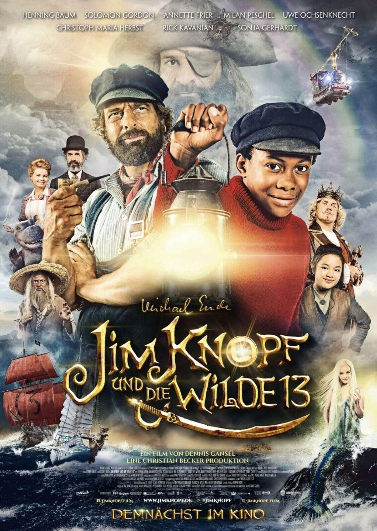 Jim Knopf und die Wilde 13 - Cineplex   - Bad Hersfeld