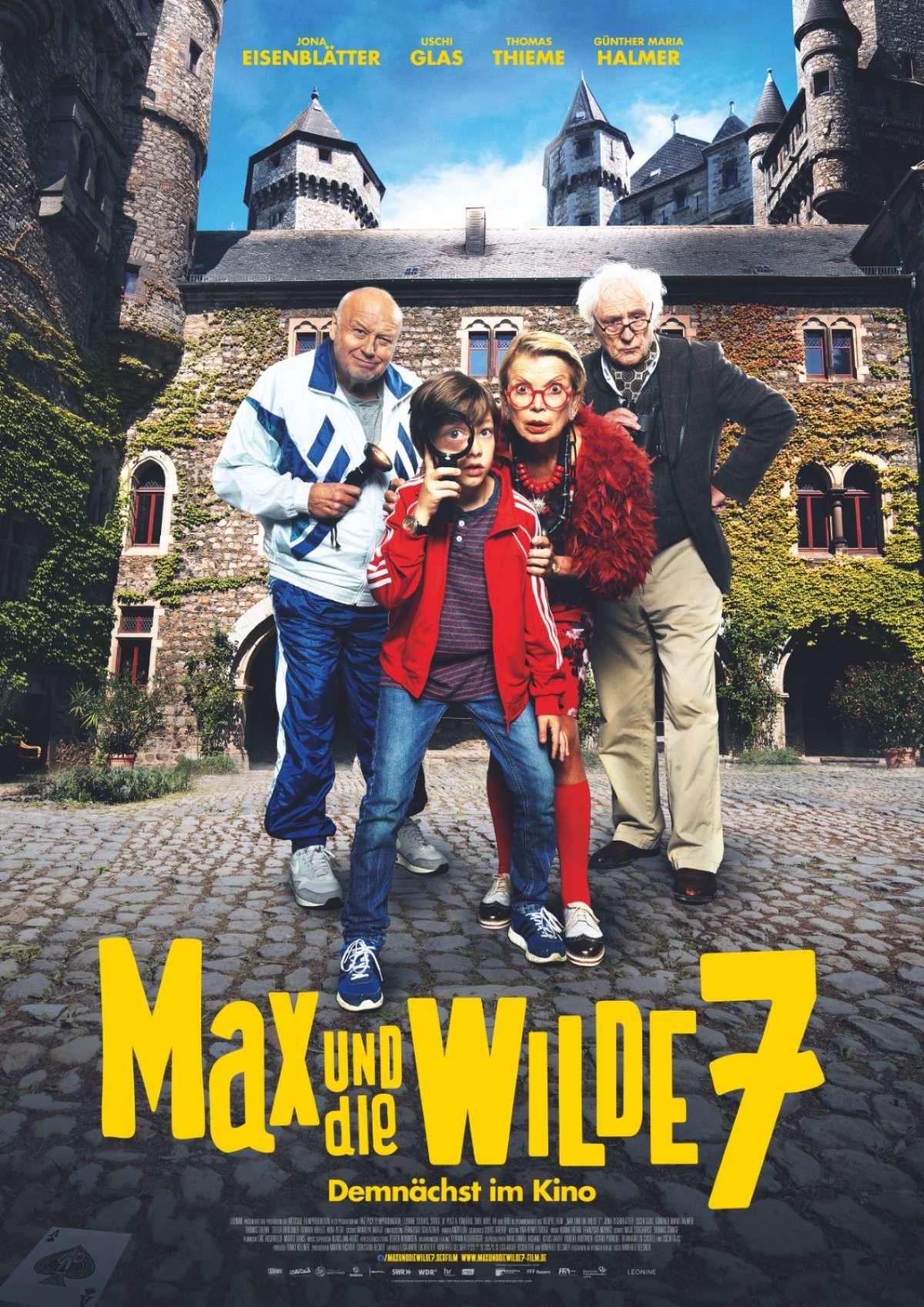 Max und die wilde 7 - Cineplex   - Bad Hersfeld