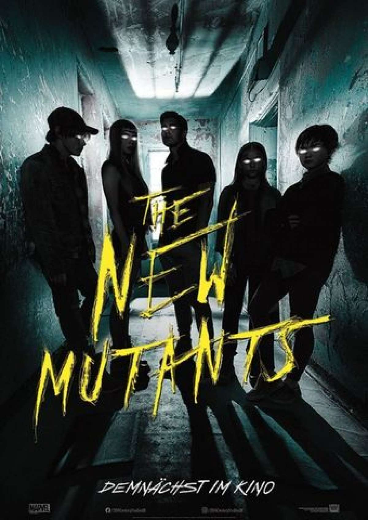 The New Mutants - Cineplex   - Bad Hersfeld