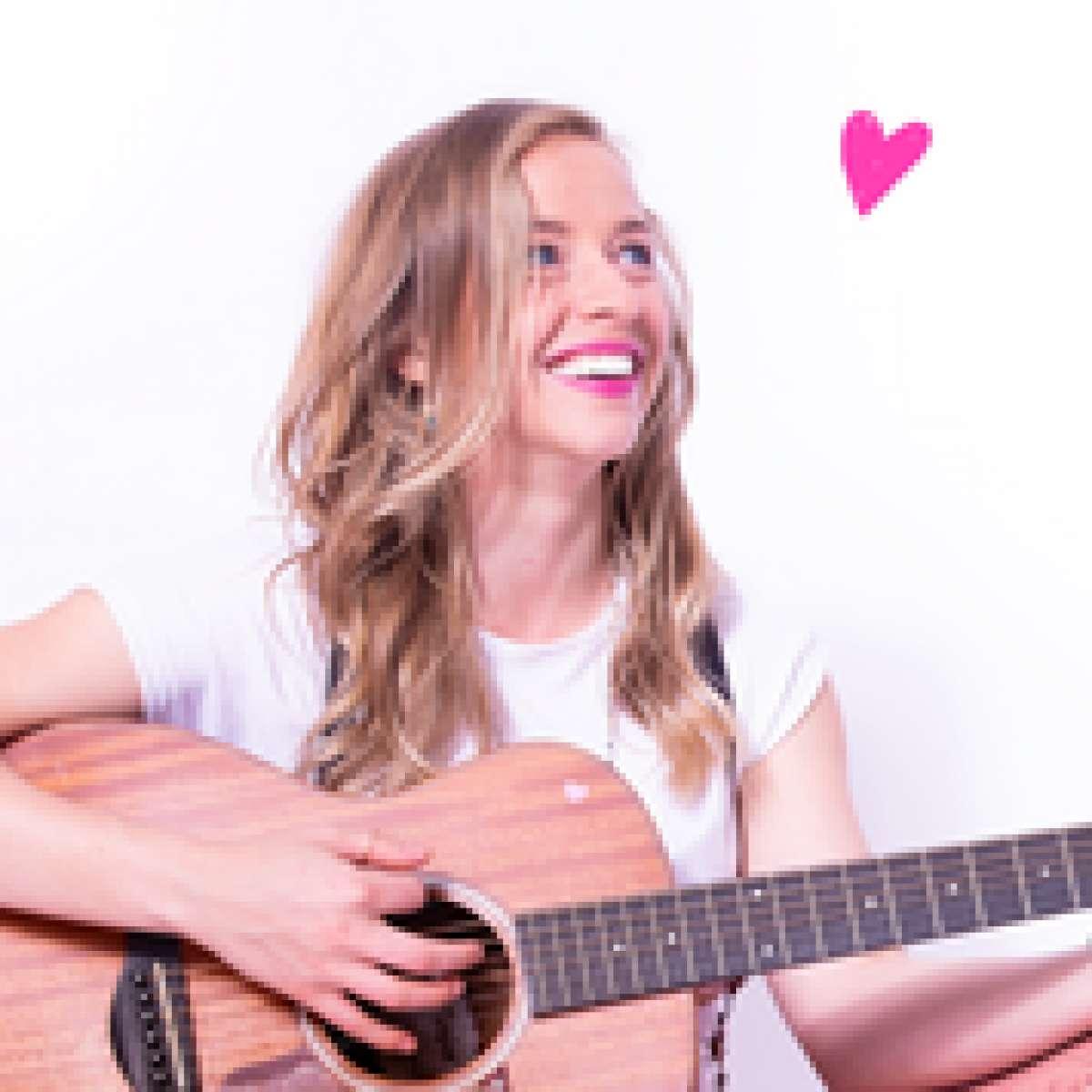 Die kleine Singer-Songwriterin mit Herz