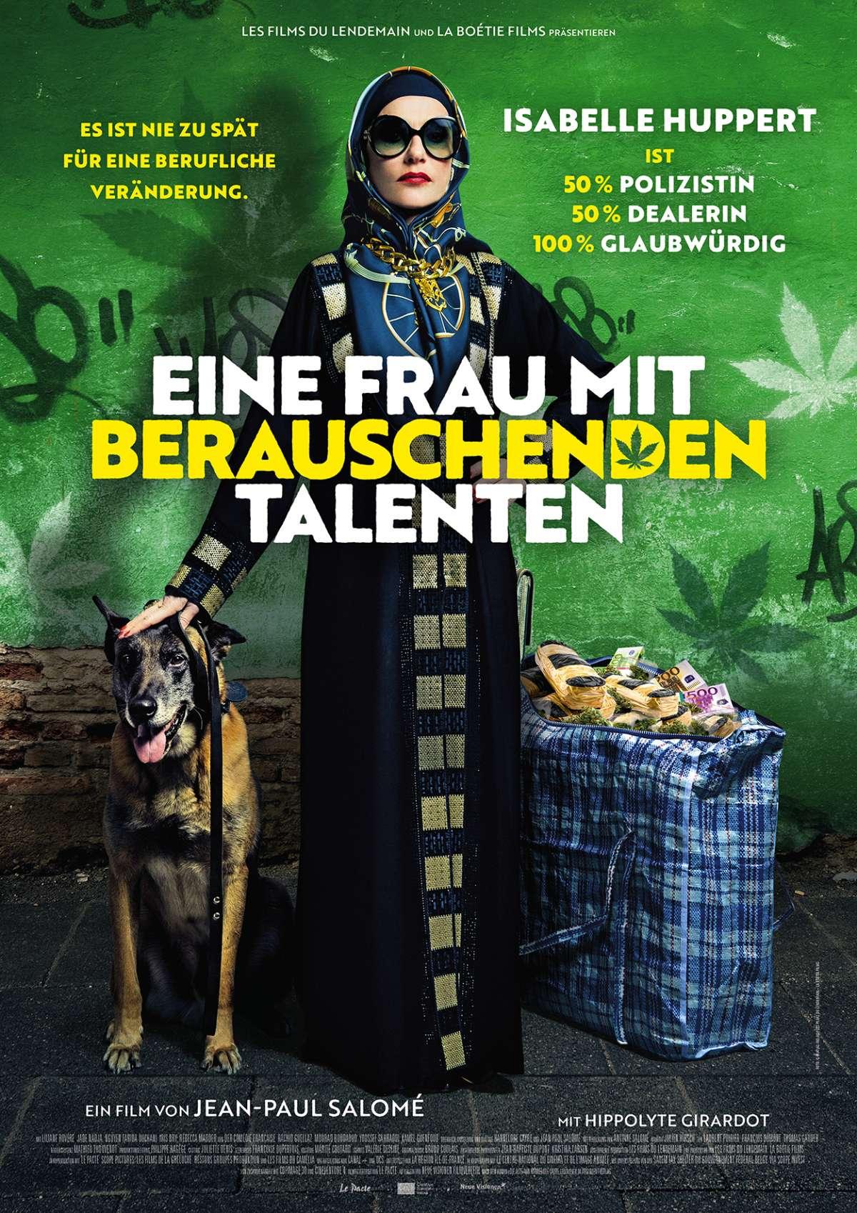 Eine Frau mit berauschenden Talenten - Kino  - Bad Driburg