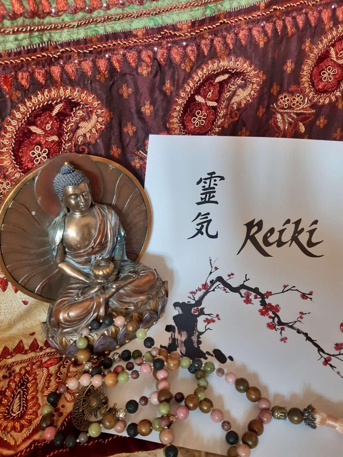 Infoveranstaltungen über Reiki