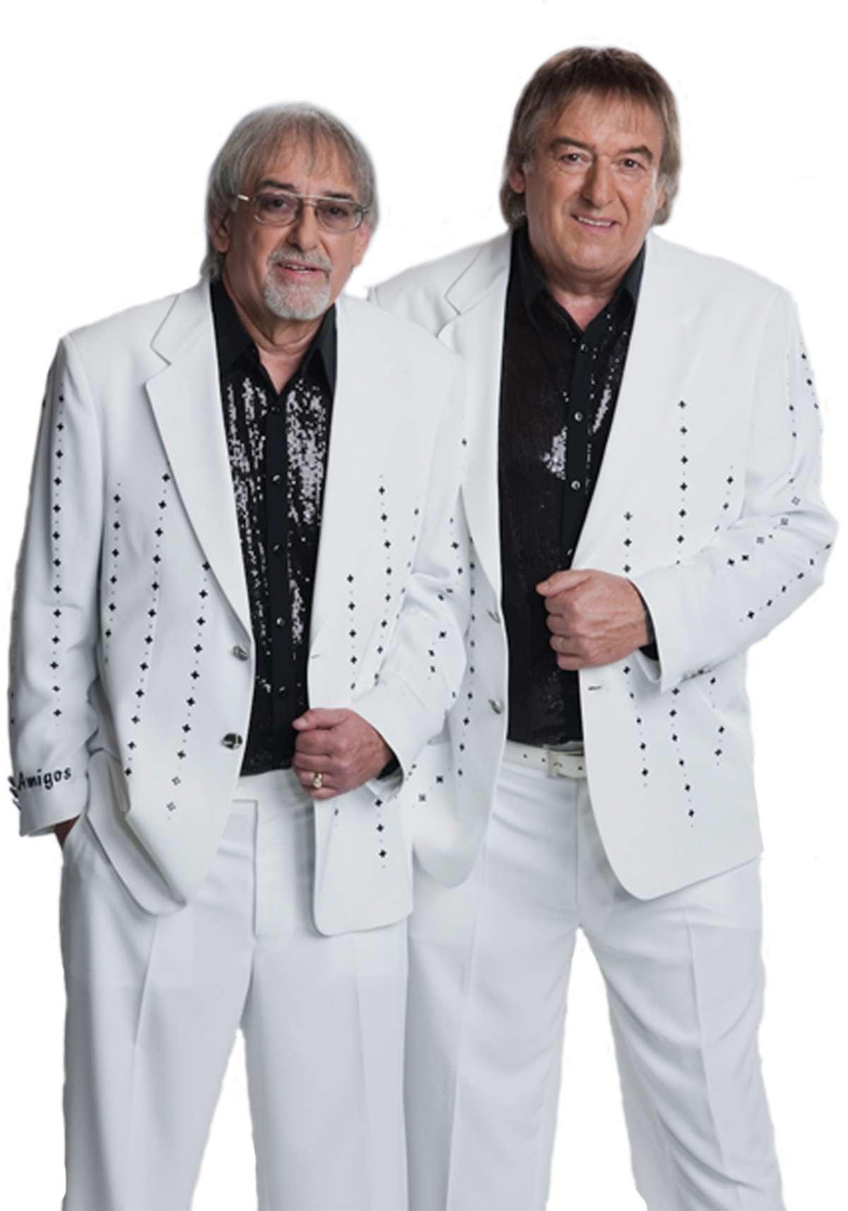 50 Jahre Tour - Amigos - Erwin-Piscator-Haus - Stadthalle  - Marburg