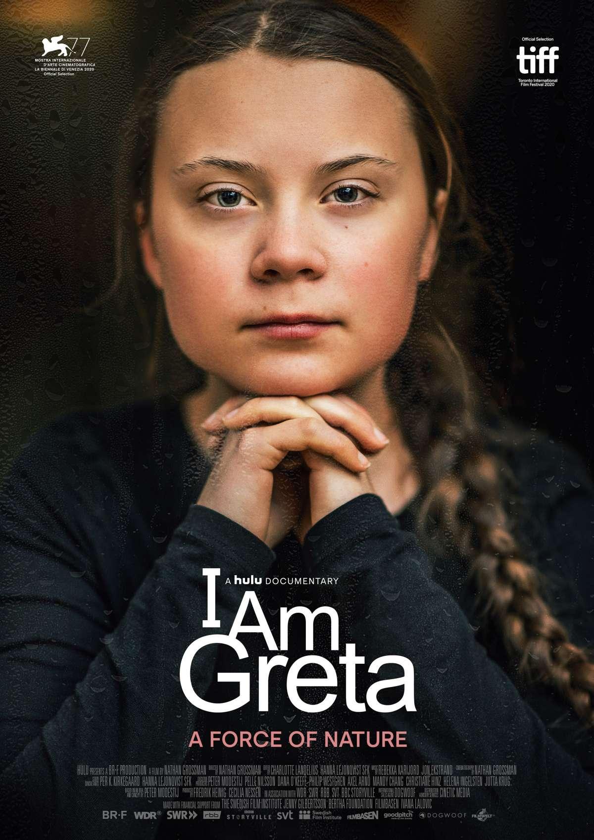I Am Greta - Cineplex  - Warburg