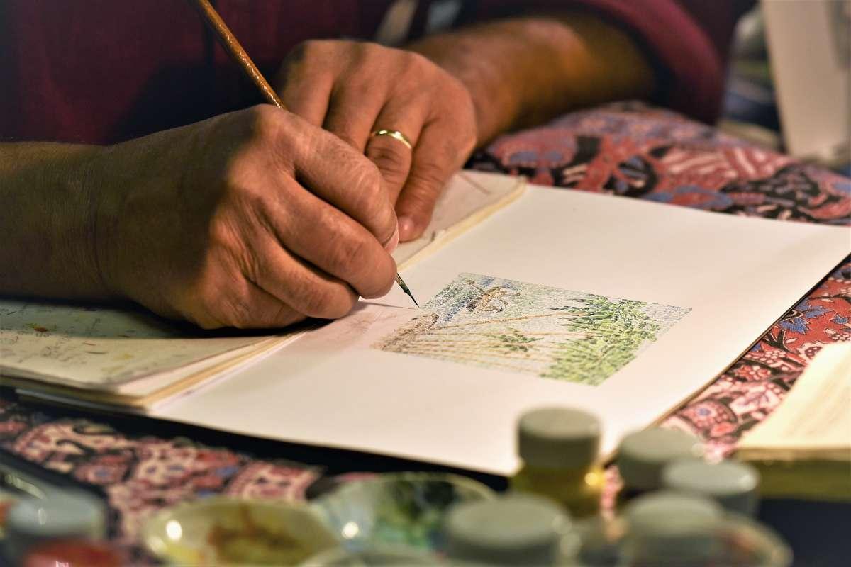 ABGESAGT Kunsthandwerkermarkt