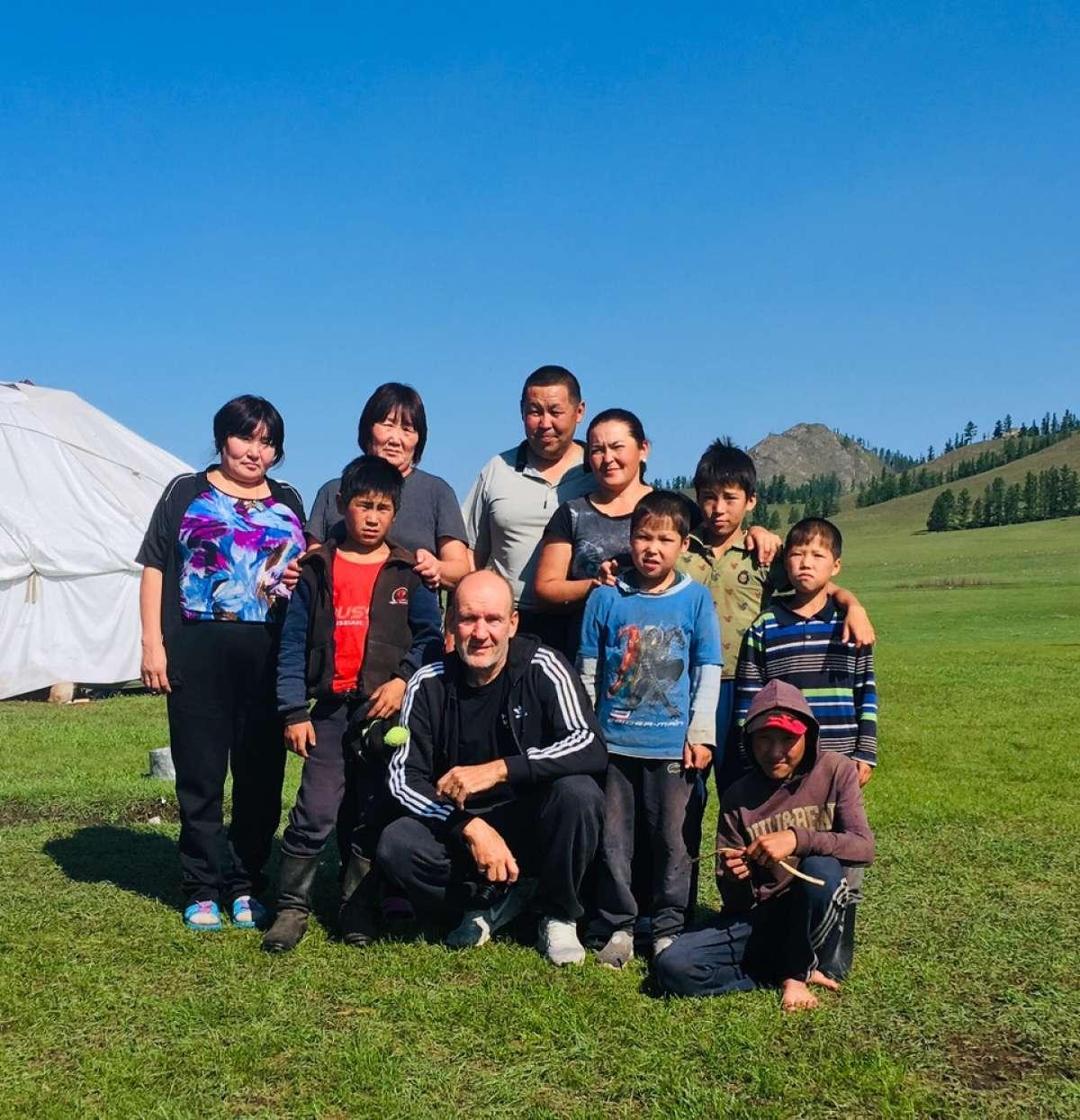 Terra Incognita Tuva Eine Reise zu Nomaden, Musikern und Schamanen - Ulrich Balß - Kulturzentrum Kreuz oder KUZ Kreuz - Fulda