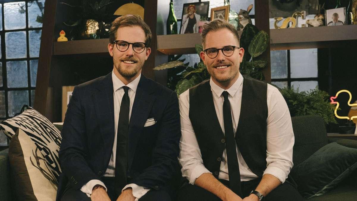 50 Comedians in 24 Stunden - Dennis und Benni Wolters - Internet - Weltweit Online