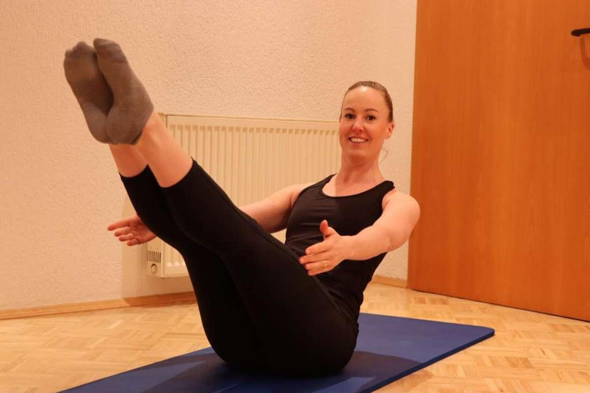 Online-Pilates - Carina Schäfer - Mehrgenerationenhaus Dippelmühle - Bad Hersfeld