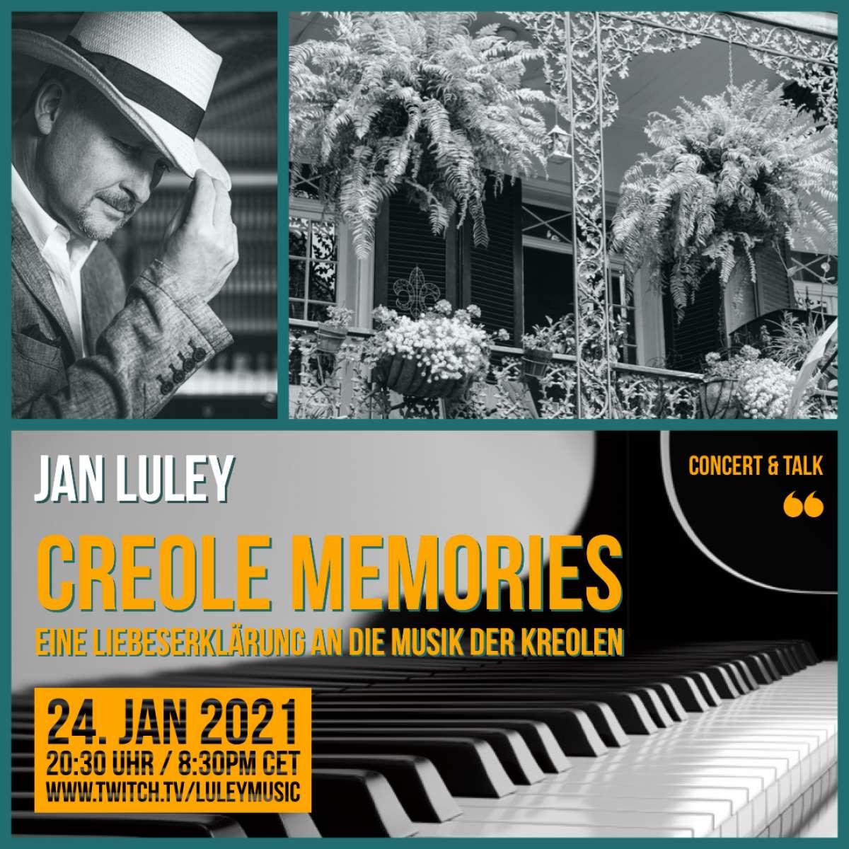 Creole Memories