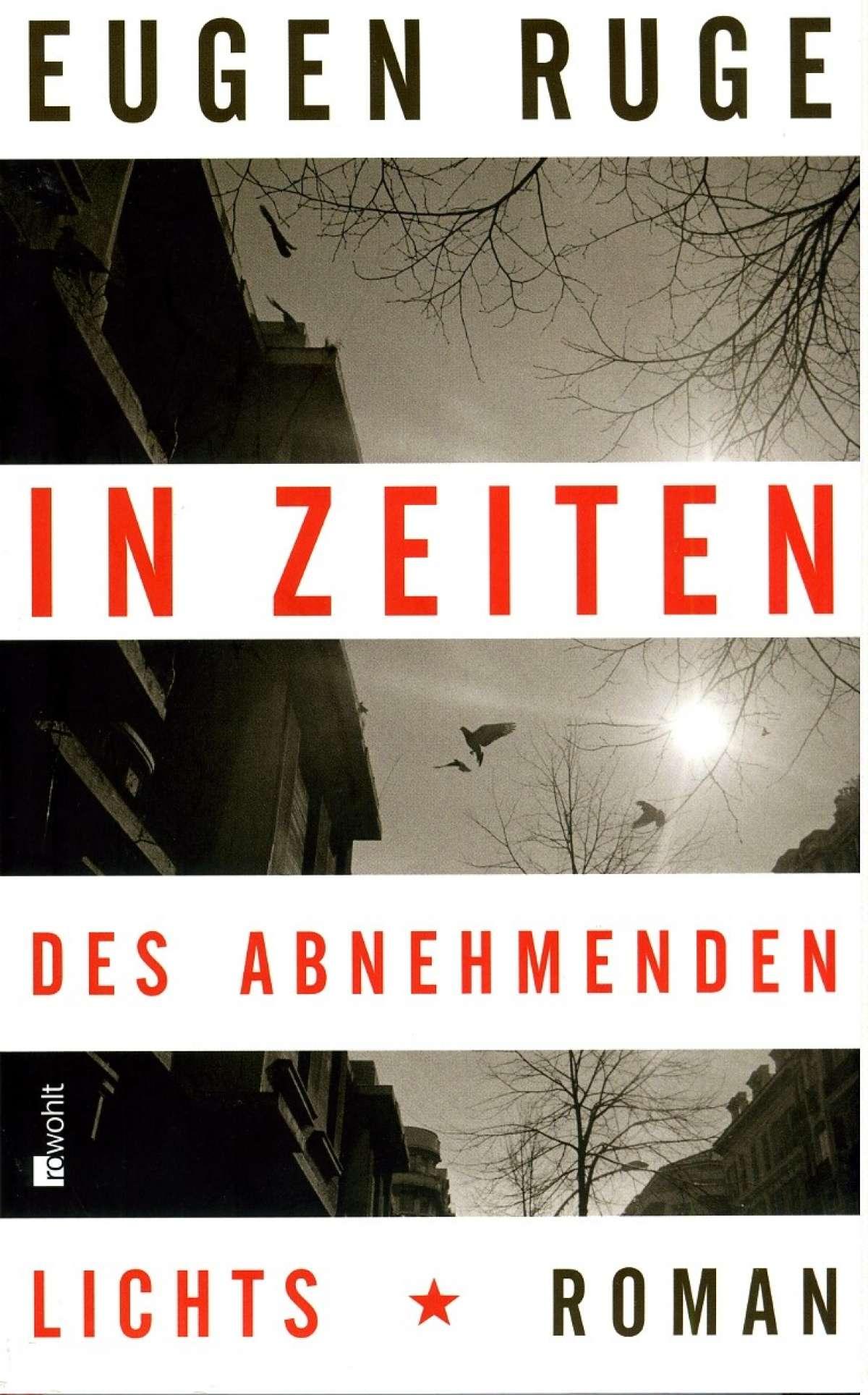 Lesung: Klaus-Peter Lorenz liest Eugen Ruges