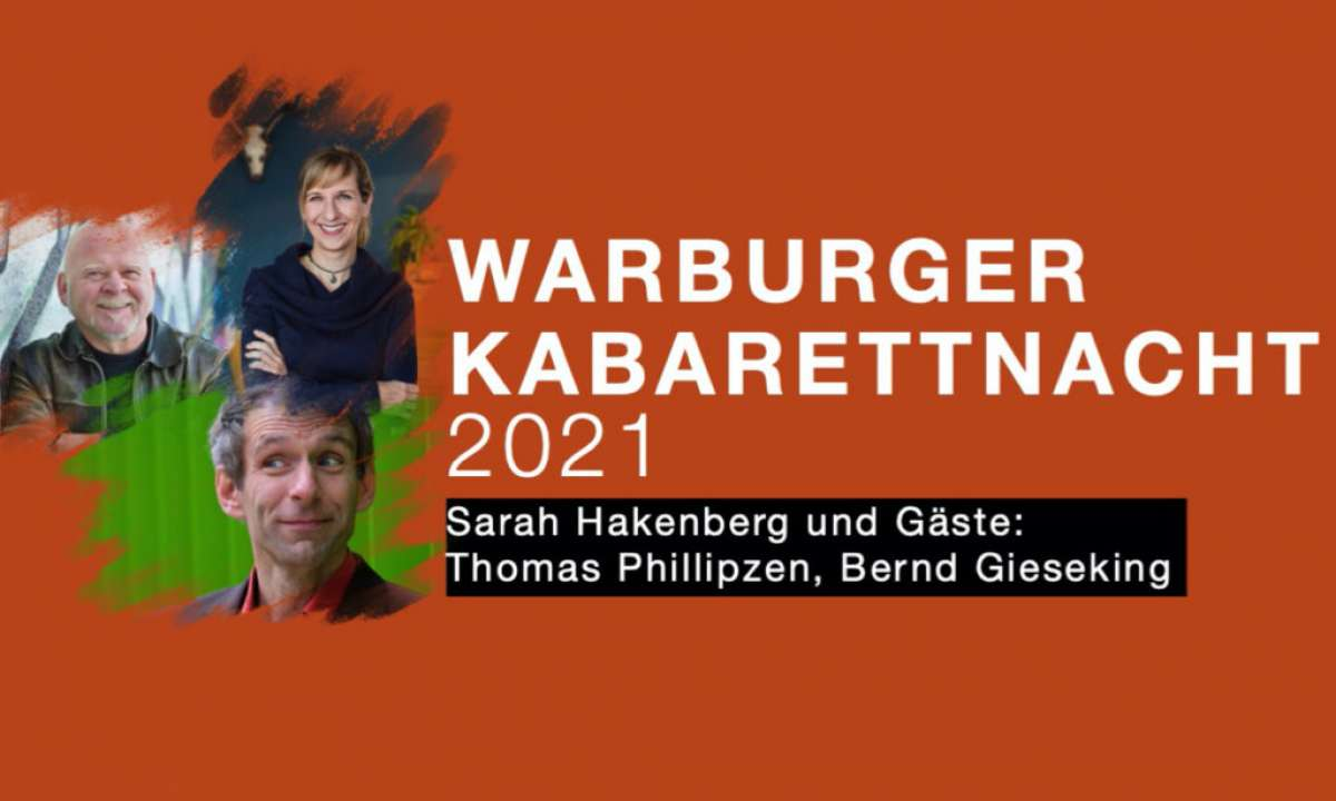 Warburger Kabarettnacht 2021