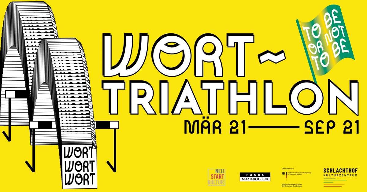 Wort-Triathlon │ Monogatari-Wrestling