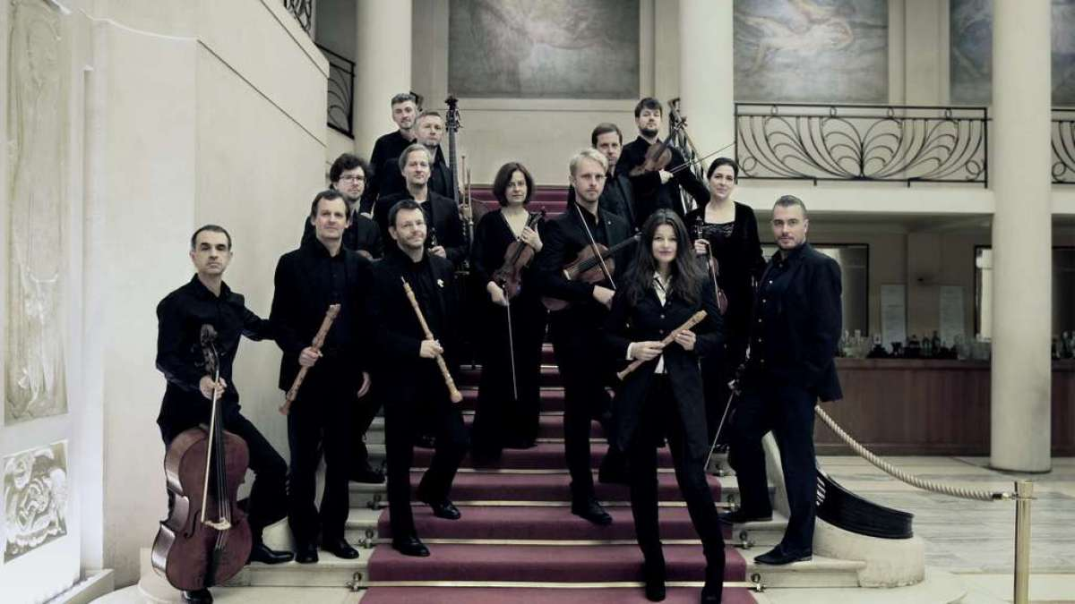 Livestream-Konzert Barock-Festspiele