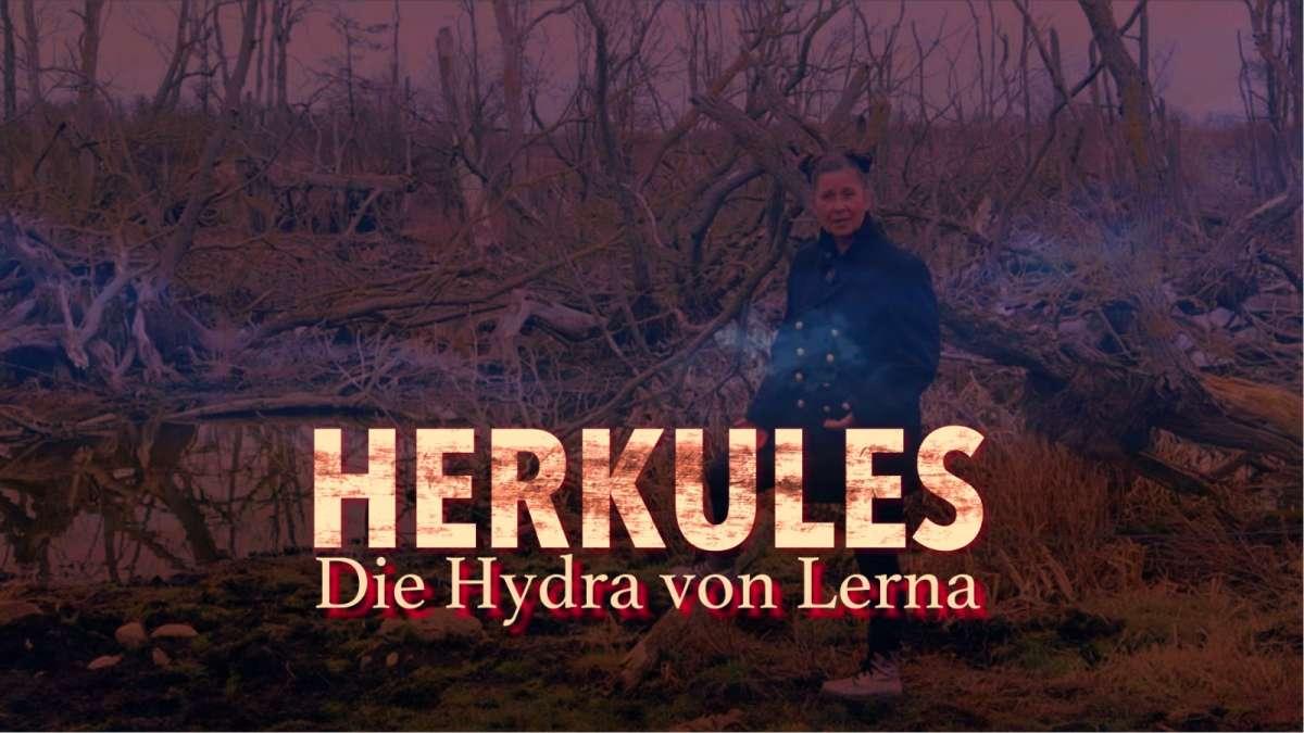 Herkules - Die Hydra von Lerna