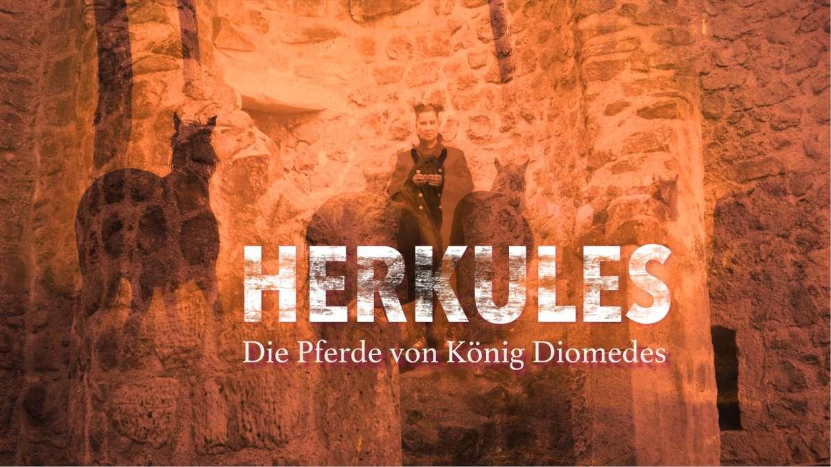 Herkules - Die Pferde von König Diomedes