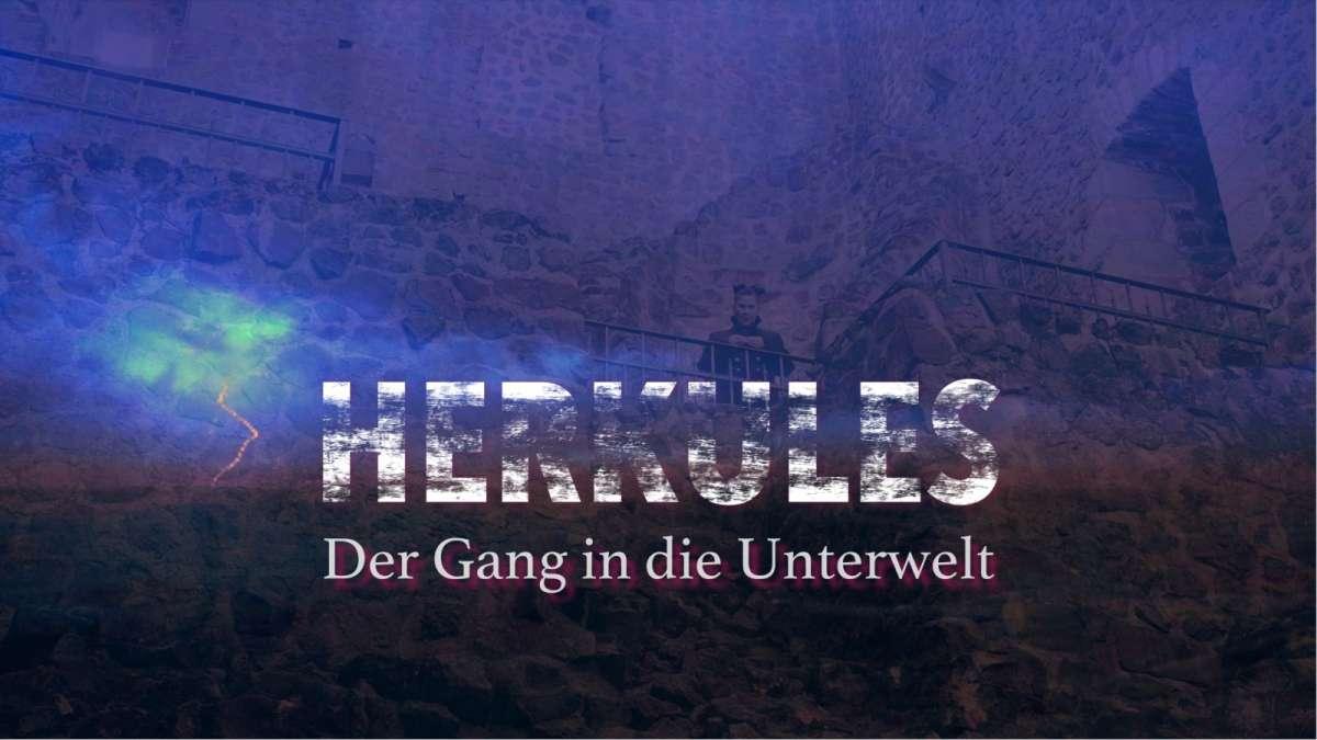 Herkules - Gang in die Unterwelt