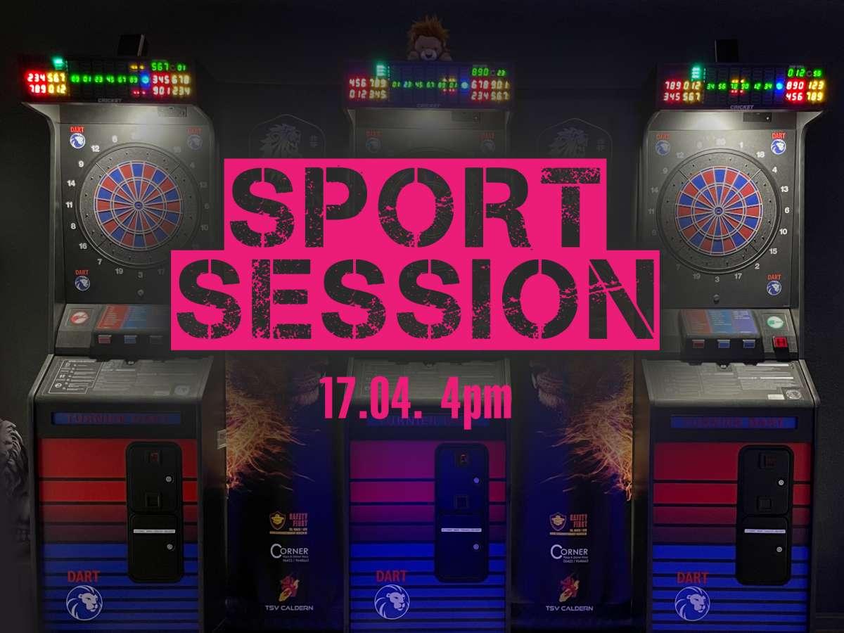 Sport-Session - LIVEstream Vol. 43