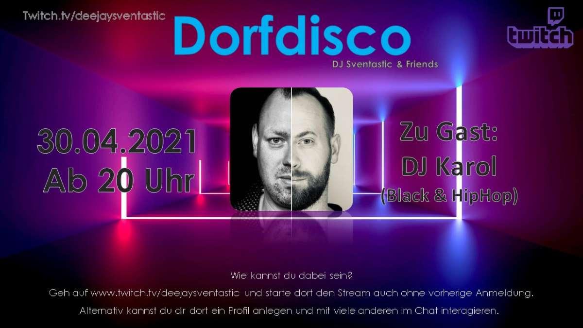 Dorfdisco Livestream